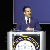 Governor Rosselló's Statehood for Puerto Rico Speech at 2018 NAACP National Convention