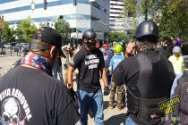 A 'Pinochet Did Nothing Wrong' T-Shirt Got Attention at Portland Far-Right Rally?