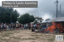 Venezuelan Migrants Attacked in Brazil and Stopped From Reaching Ecuador
