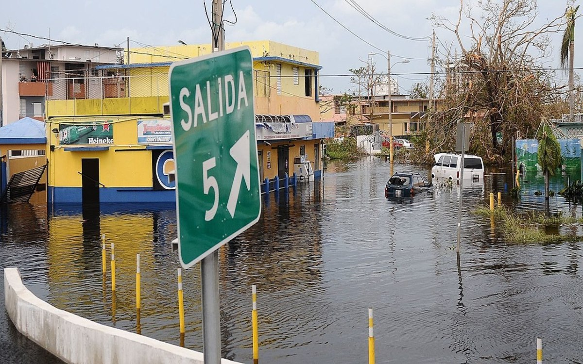 Checking In With Jay Fonseca One Year After Hurricane María (PODCAST)