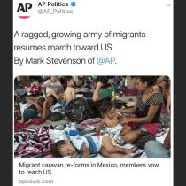 NAHJ President Meets With AP About News Coverage of Migrants