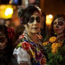 Death, Día de los Muertos, and an Invitation