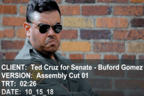 Buford Gomez, Jr. Wants You to VOTE!
