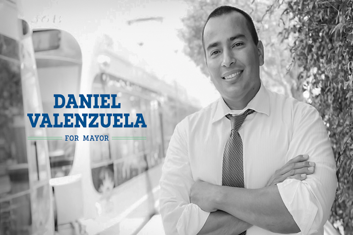 An Open Letter to the Phoenix Community: Daniel Valenzuela Cannot Be City's Next Mayor