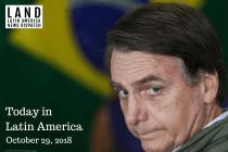 Jair Bolsonaro Becomes Brazil's New President