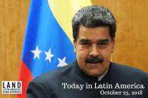 Venezuela Denies Funding Caravan Following Accusation From Vice President Mike Pence