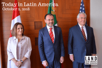 Canada Joins US and Mexico in Trade Deal to Replace NAFTA