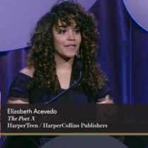 Elizabeth Acevedo Wins National Book Award for Young People's Literature With Debut Novel 'The Poet X'