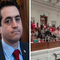Remember the Republican Legislator Who Called ICE on Protesters? He Lost His Election
