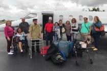 Más de mil puertorriqueños huyeron del caótico sistema de salud tras el huracán María