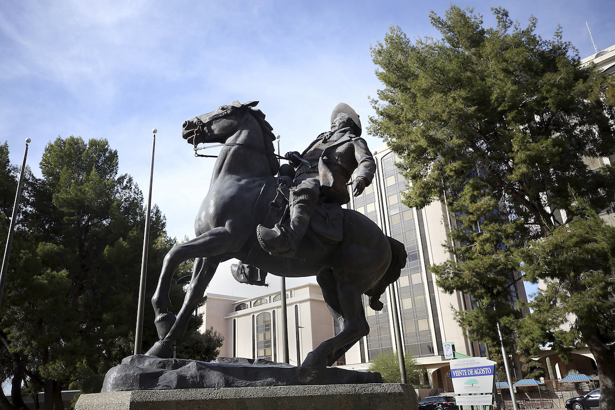 Tucson Panel Rejects Request to Remove Pancho Villa Statue