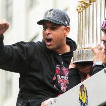 Dear Boston Red Sox Manager (and Boricua) Alex Cora, Why Are You Going to the Trump White House?