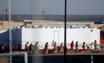 AP Investigation: Migrant Kids Held in Mass Shelters