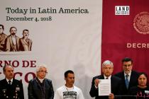 Mexico's President Promises Communication, Creates Ayotzinapa Truth Commission