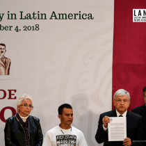 Mexico's President Promises Communication, Creates Ayotzinapa Truth Commission