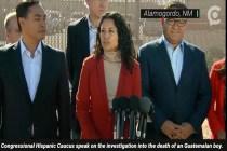 Democratic Members Visit CBP Facility Where 8-Year-Old Felipe Gómez Alonzo Died, Calling for Investigation