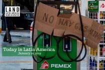 López Obrador Delivers Emotional Appeal to Mexicans Amid Fuel Shortage