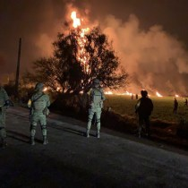 Fireball at Illegal Mexico Pipeline Tap Kills 66; 85 Missing