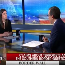 Did Fox News' Chris Wallace Fact-Check Huckabee Sanders on Immigration Lies? Yes, He Did.