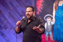 Steve Treviño, a 21st Century Mexican American Comic