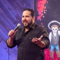 Steve Treviño, a 21st Century Mexican American Comic