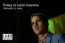 Venezuela's Opposition Calls Maduro's Government Illegitimate