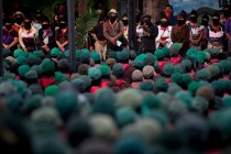 Zapatista Rebels Vow Opposition to Mexico's New President