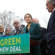 Un Nuevo Acuerdo Verde