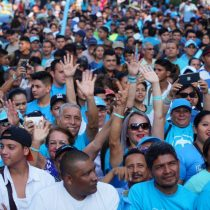 Salvadorans Remember Revolutionary Past as Populist Leads Polls in Upcoming Sunday Election (PHOTO ESSAY)