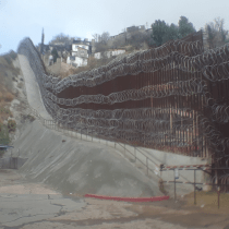 Fighting Razor Wire in Nogales