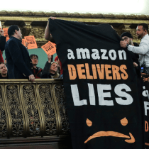 Amazon Pulls Out of HQ2 in NYC, Local Organizers Rejoice: 'This Is a Critical Moment'