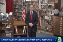 La respuesta demócrata al discurso de Trump (VIDEO)