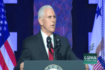 After Shouts of ¡VIVA TRUMP! and USA! USA! in Doral, Pence Says, 'Nicolás Maduro Must Go'