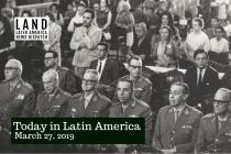 Bolsonaro to Commemorate 20-Year Military Dictatorship