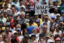 Venezuela's Power Struggle Reaches a Tense Stalemate, as Human Suffering Deepens