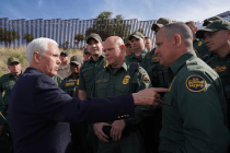 Pence Visits Nogales, Local Elected Officials Not Invited