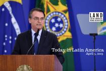 Brazilian Textbooks to Rewrite 1964 Military Dictatorship