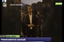 Venezuela's Guaidó Takes All or Nothing Risk With Military Uprising