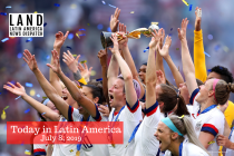 The United States Wins 4th Women's World Cup Title, 2nd In A Row