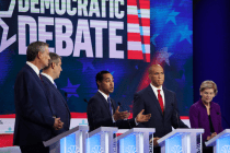 Discussions During the Democratic Debates Show How Far the Immigration Movement Has Come