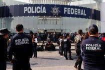 Only 60% of Mexican Federal Police Make Grade for New Force