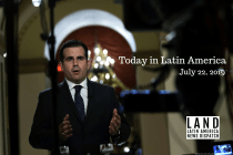 Rosselló Will Leave Party and Not Seek Reelection but Refuses to Step Down