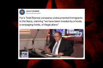 Less Than Two Weeks After El Paso Massacre, Fox Nation Host Compares Undocumented Immigrants to Nazis