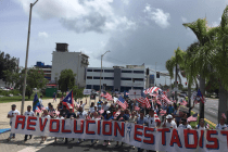 Hundreds March in Puerto Rico for Statehood