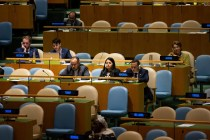 At UN, Venezuela's Rival Delegations Circle Each Other