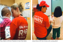Nurses Speak Out About Border Conditions