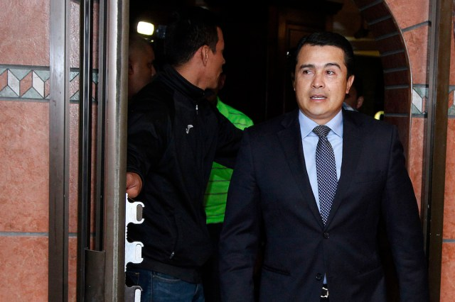 Brother of Honduran President Convicted in Drug Conspiracy