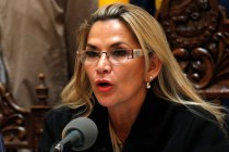 Bolivian Lawmakers Approve New Elections, Bar Ex-President