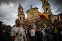 AP Explains: Colombians Join Latin America's Protests