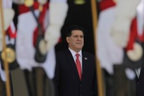 Brazilian Police Seek Arrest of Paraguay Ex-President Cartes